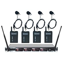 VOCOPRO UL-580-4  Wireless lavalier System