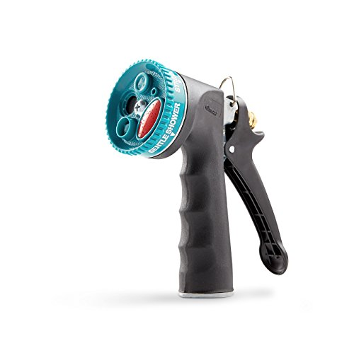Gilmour Metal Multi-Spray Comfort Pistol Grip Nozzle