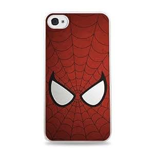 Spiderman iPhone 6 White Hardshell Case