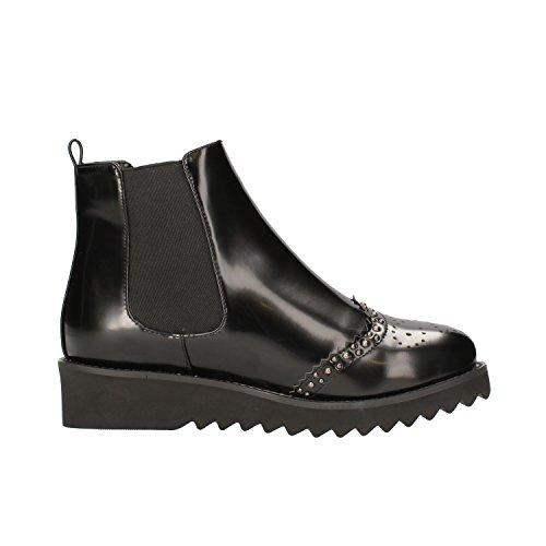 Braccialini, Damen Stiefel & Stiefeletten  schwarz schwarz