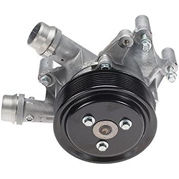 Engine Water Pump-DIESEL MOTORCRAFT PW-504