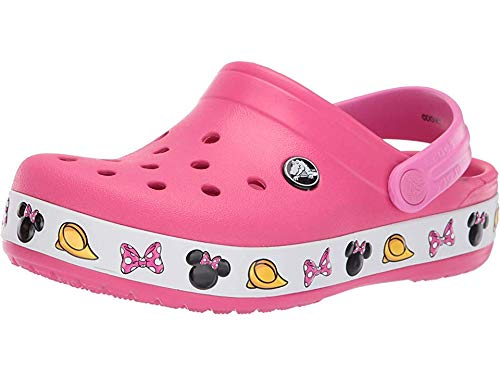 Crocs Girls' Mickey Mouse Clog,