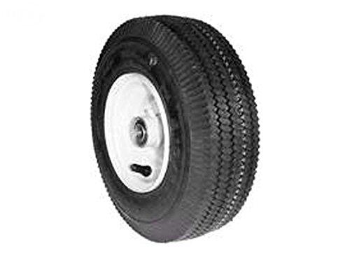 410X350X5 Caster Wheel Assembl Repl Bunt