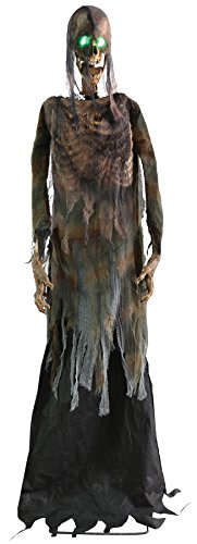 Morris Costumes 6' Twitching Corpse Animated Decoration -