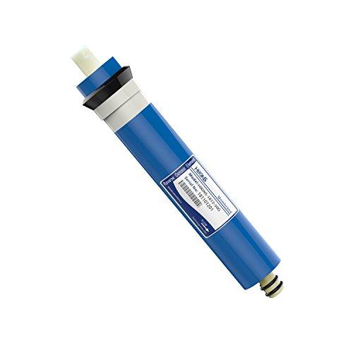 HiKiNS 1812 – 50 GPD RO osmosis inversa Membrana hogar purificador de Agua Ro Universal Compatible con Filtro de Repuesto para casa purificador de Agua de osmosis inversa