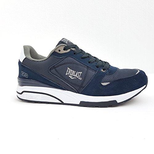 Sconosciuto , Herren Sneaker Marineblau