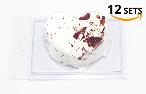 Heart Plastic Clamshell Ians Choice product image