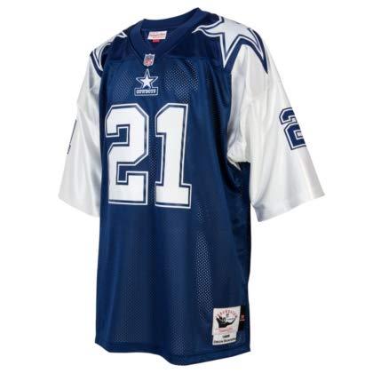 the latest 7f849 db92c Amazon.com : Dallas Cowboys Deion Sanders #21 1995 Authentic ...