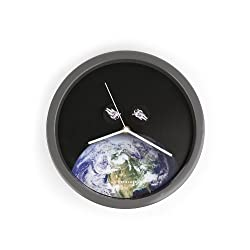 Kikkerland Wall Clock, Astronaut