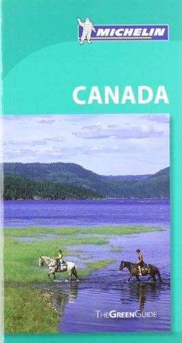 Michelin Green Guide Canada, 12e (Green Guide/Michelin)