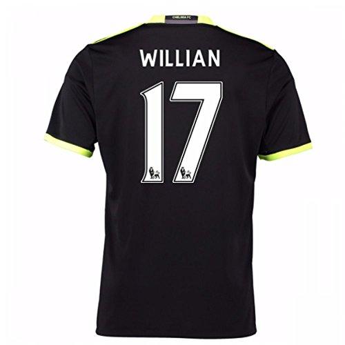 の配列投票受け入れ2016-17 Chelsea Away Shirt (Willian 17) - Kids