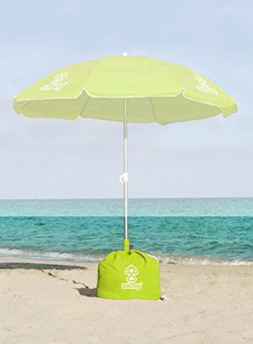 Ombrelloni Per La Spiaggia.Porta Ombrellone Da Spiaggia Solboy Edizione Speciale Verde