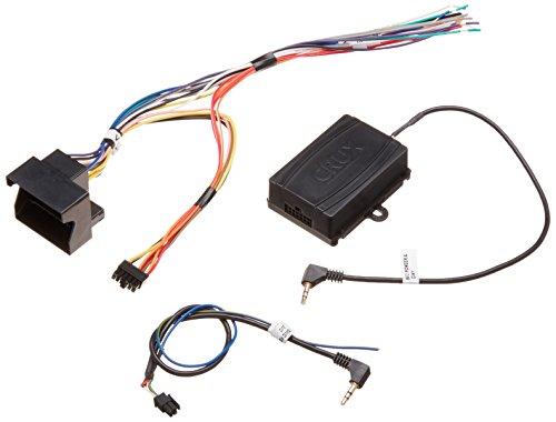 CRUX SWRVW-52 Radio Replacement with SWC Retention (Volkswagen Vehicles)