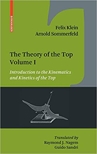 The Theory of the Top  Volume I: Introduction to the