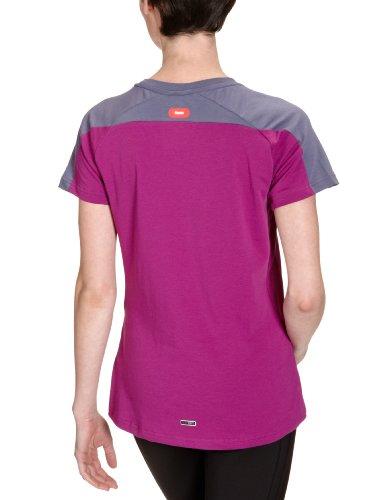 Puma Faas Graphic T-shirt pour femme Violet Clover/bleu nuit s