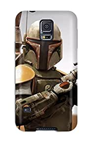 Galaxy S5 YY-ONE - Slim Fit Tpu Protector Shock Absorbent Case (star Wars)