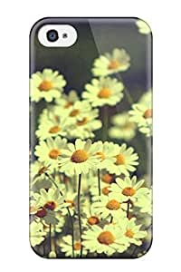 Iphone 4/4s Case Cover Skin : Premium High Quality Flower Case