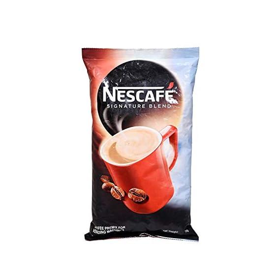 Nescafe Signature Blend Coffee Premix for Vending Machine, 1kg
