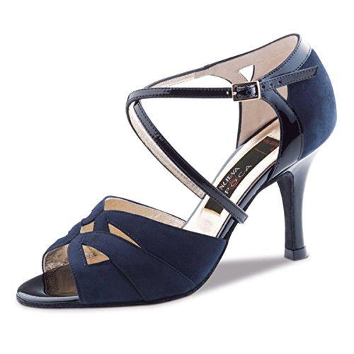 Nueva Epoca Mujer Tango/Salsa Zapatos de Baile Rosita–Ante Marina–