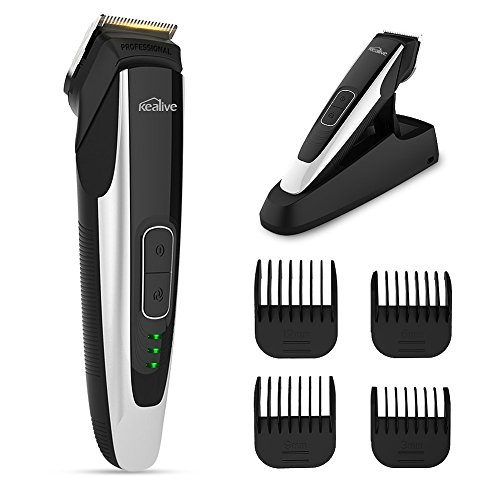 Kealive Beard Trimmer, Versatile, Long Lasting,...