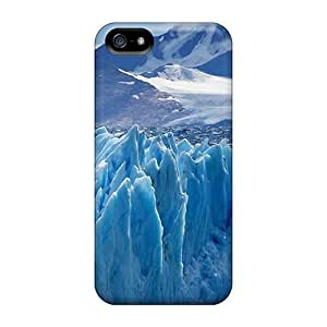 New Cute Funny Upsala Glacier 11631 Cases Covers/ Iphone 5/5s Cases Covers