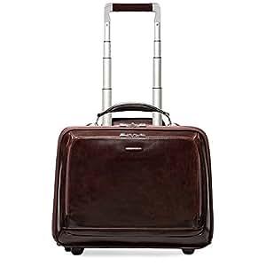 Piquadro malet n de piloto 45 l marr n equipaje for Piquadro amazon