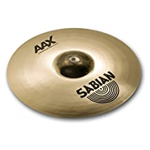 Sabian 16 Inch AAX X-Plosion FAST Crash