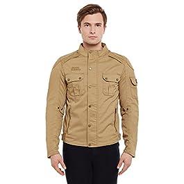 Royal Enfield Jispa Riding Jacket Khaki (L) 42 CM(RRGJKH000003)