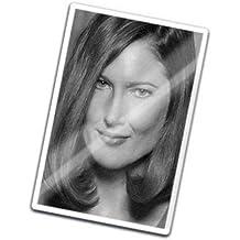 ANNETTE O'TOOLE - Original Art Fridge Magnet #js001