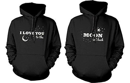 Moon Adult Sweatshirt - 8