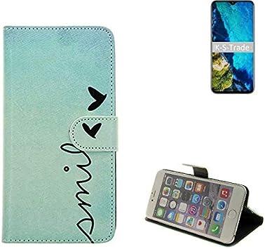 K-S-Trade® 360° Funda Smartphone para Cubot P30, Smile | Wallet ...