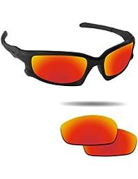 e374f5cbc1c Anti-saltwater Polarized Replacement Lenses for Oakley Split Jacket  Sunglasses