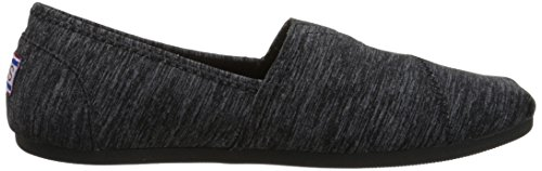 BOBS from Skechers Women's Plush Fashion Slip-On Flat