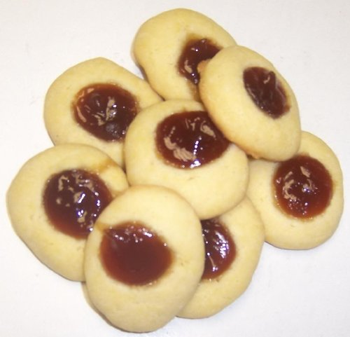 Scott's Cakes Guava Butter Cookies in a 1 Pound Plastic Deli Container (Butter Boxed Cookies)