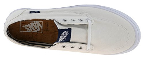 Unisex Erwachsene Vans deck club white Low top Brigata true Uw5OdqO
