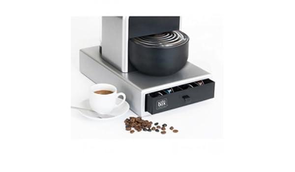 Coffebox - Dispensador Capsulas Coffeebox Negro 61941 Maur