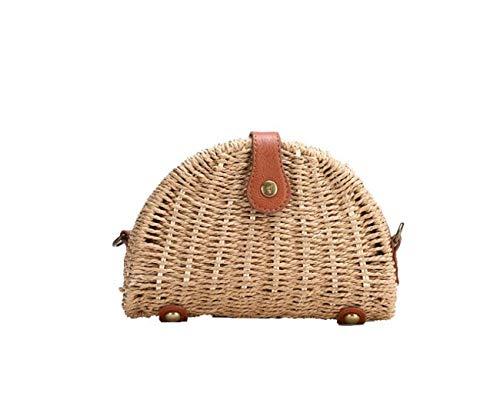 GSHGA Borsa a tracolla da donna con tracolla, borsa a tracolla, borse a tracolla per mazze da party Khaki