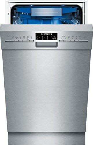 Siemens iQ500 SR456S01TE lavavajilla Semi-incorporado 10 ...