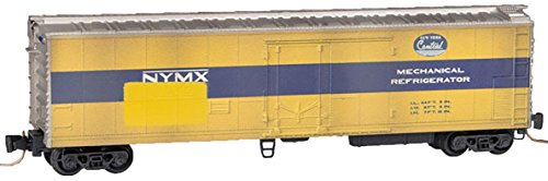 Micro-Trains MTL Z-Scale 51ft Mechanical Reefer New for sale  Delivered anywhere in USA