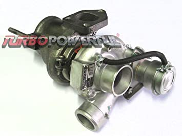 Turbo revisionato 525 tds-725 tds-105kw-m51d25 pelo producto Color 49177 - 06452: Amazon.es: Coche y moto