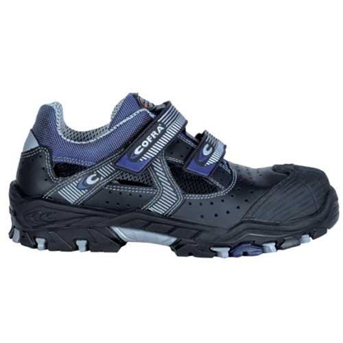 """Cofra 17060–000.w39Talla 39""""Constantine S1P SRC–zapatos de seguridad–Negro"""