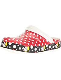 Women's Crocband Minnie Mouse Clog
