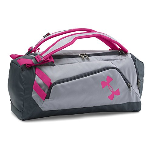 Under Armour Storm Undeniable Backpack Duffle – Small, Steel/Stealth Gray, One Size