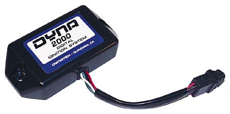 Dyna Rev Limiter - Dynatek 2000-HDE Programmable Digital Ignition System DD2000-HD2EP
