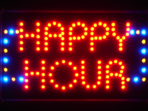 Adv pro led036 r happy hour bar beer led neon light sign business adv pro led036 r happy hour bar beer led neon light sign mozeypictures Image collections
