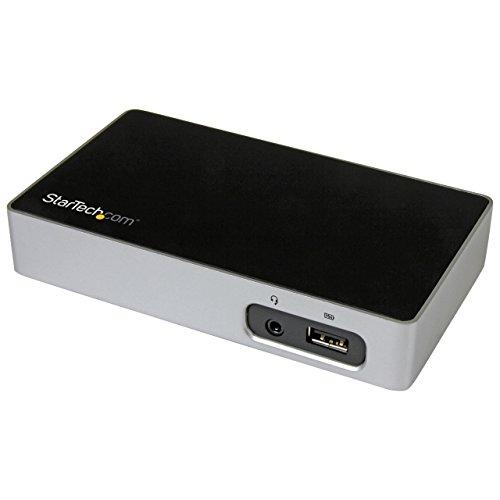 Startech USB3VDOCK4DP 4K Dp Docking Station For Laptops   Usb3