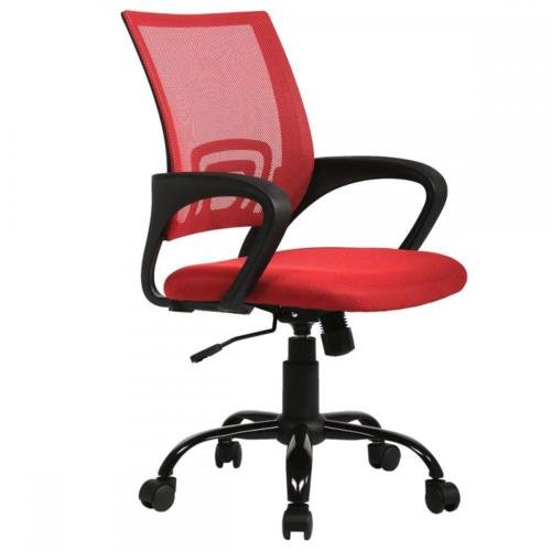 Ergonomic Mesh Computer Office Desk Midback Task Chair w/Metal Base by BestOffice
