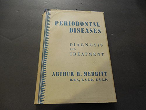periodontal-diseases-diagnosis-treatment-by-merritt-1942-hc