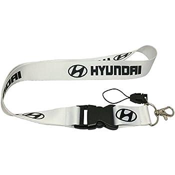 Amazon.com: Hyundai correa colgante para llaves.: Automotive