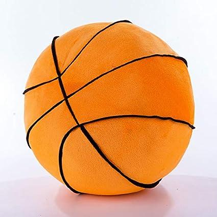 SUHXS Baloncesto Muñeca Almohada Simulación Fútbol Juguete ...